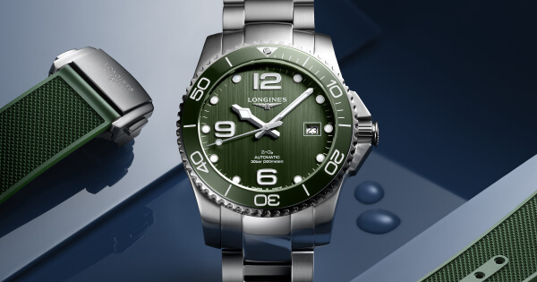 The New Longines Kaki HydroConquest and HydroConquest Boutique Edition (Price, Pictures and Specifications)
