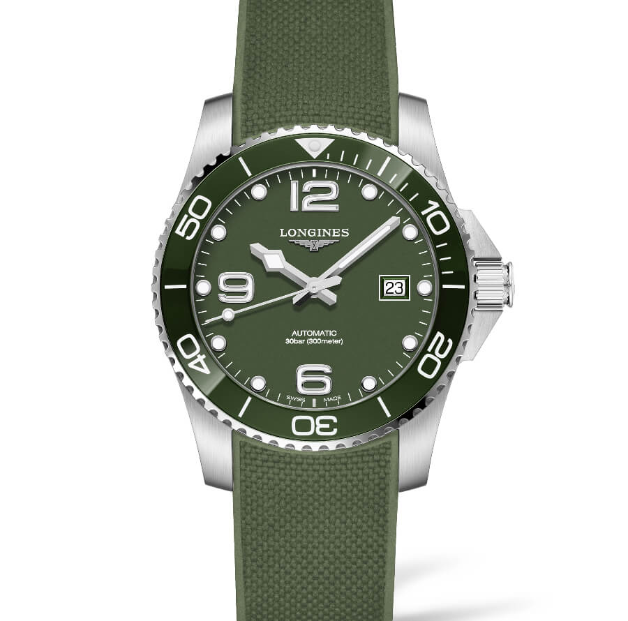 longines diver automatic men watch