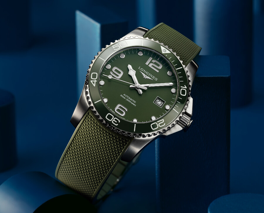 The New Longines Kaki HydroConquest