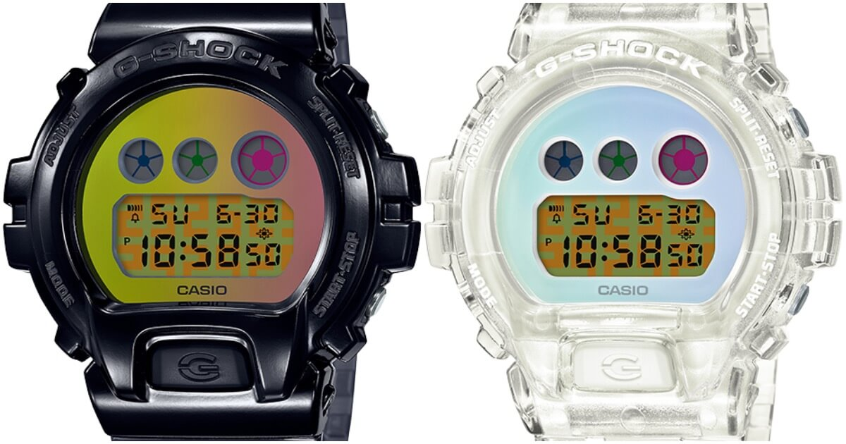 Introducing Casio G-Shock DW6900 Limited-Edition (price, Pictures and Specifications)