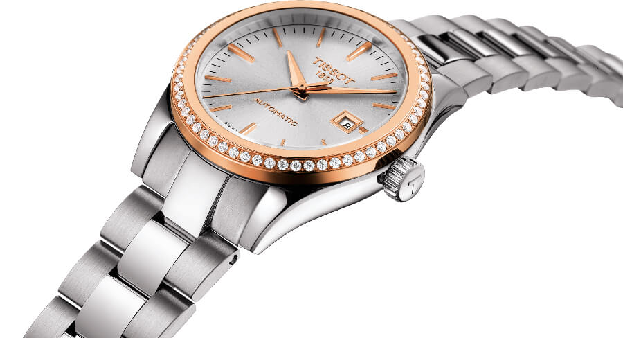 The New Tissot T-My Lady