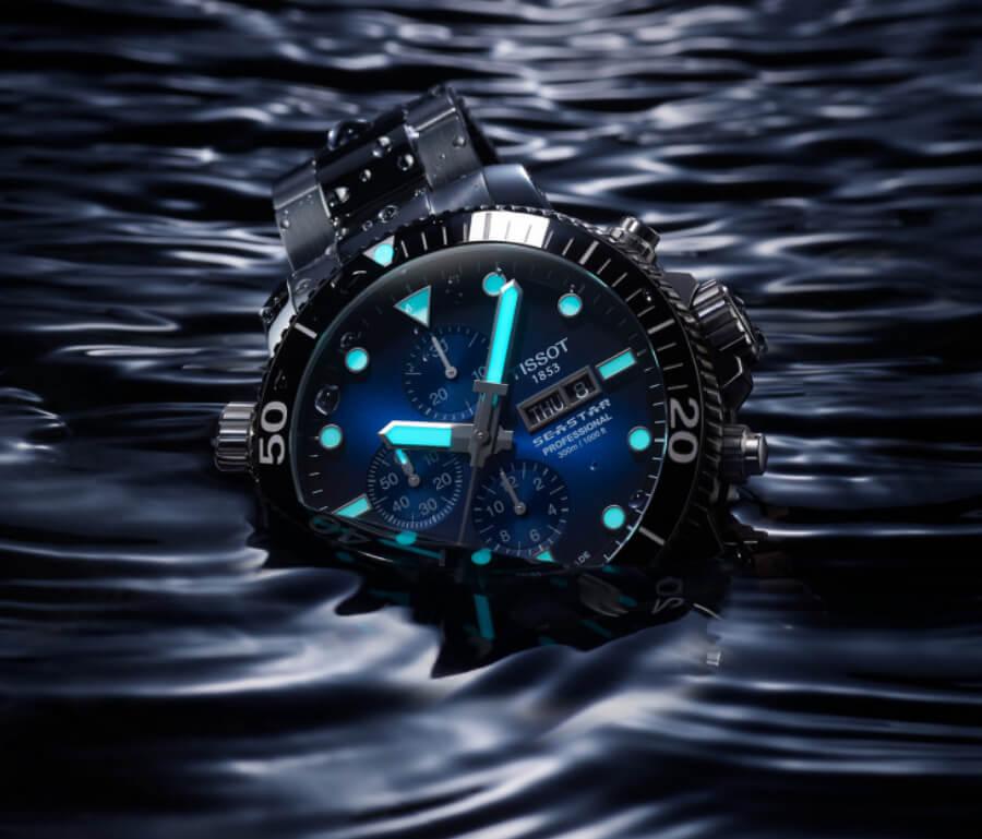 Tissot Seastar 1000 Professional Watch Review