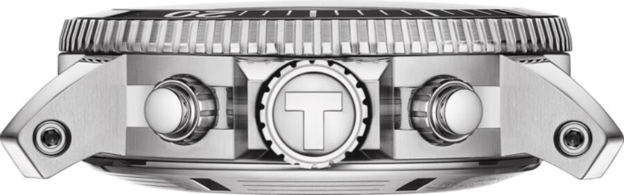 Tissot Seastar 1000 Professional Case