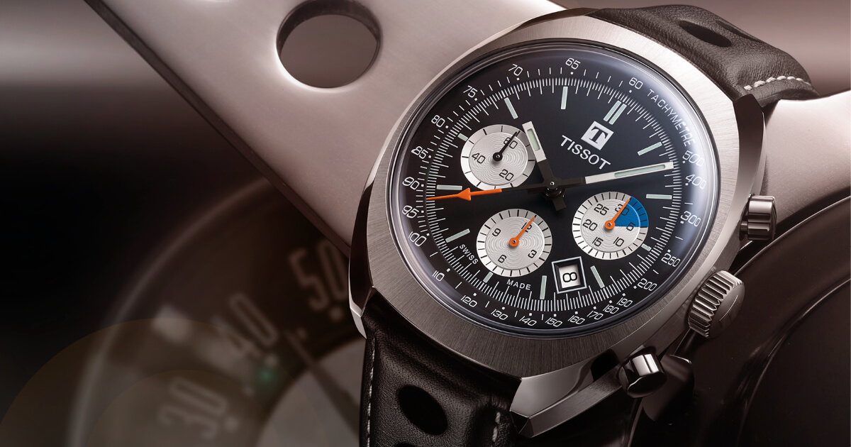 Tissot Heritage Navigator Chrono Auto 1973 (Price, Pictures and Specifications)