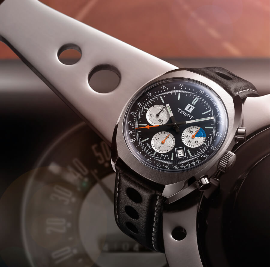 Tissot Heritage Navigator Chrono Auto 1973 Watch Review
