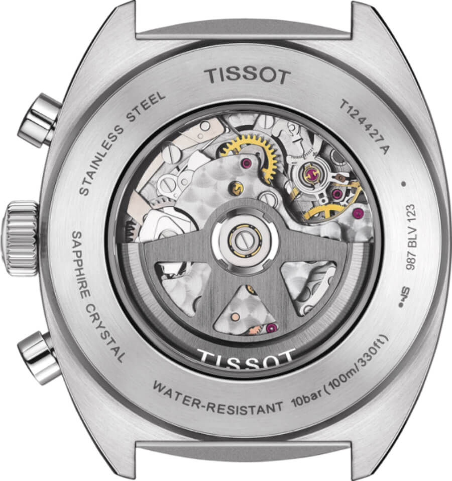 Tissot Heritage Navigator Chrono Auto 1973 Movement