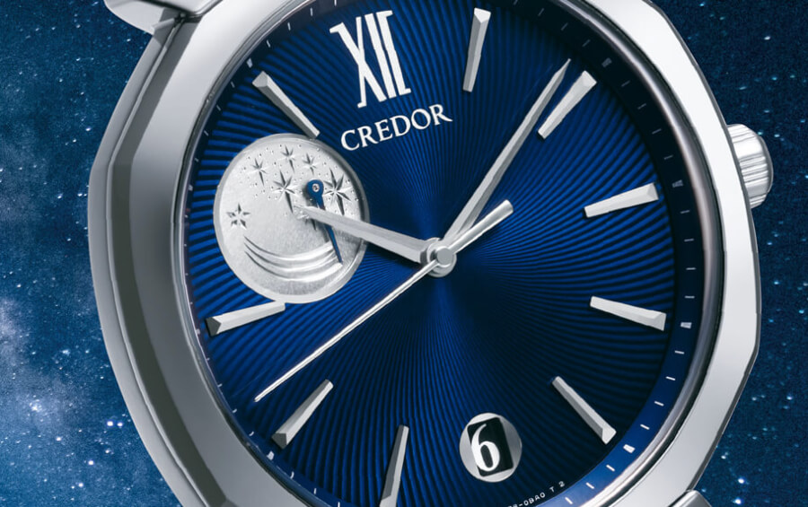 Credor Linealux GCLH975 Limited Edition Dial