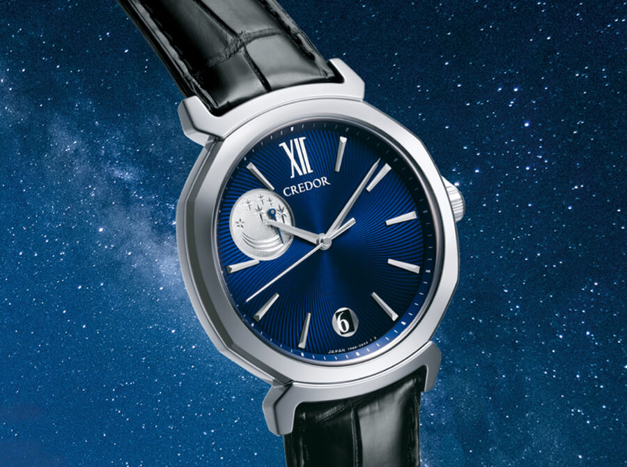 The New Credor Linealux GCLH975 Limited Edition