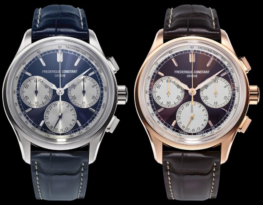Baselworld 2020 Frederique Constant Flyback Chronograph Manufacture
