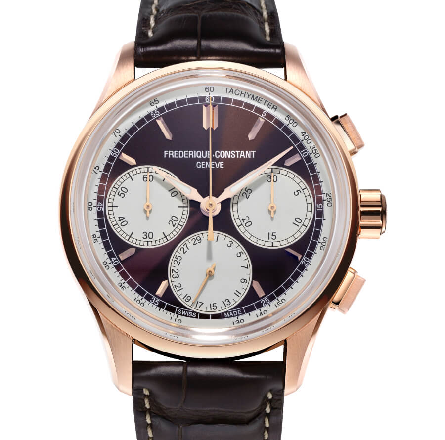 Frederique Constant Flyback Chronograph Manufacture Watch Review