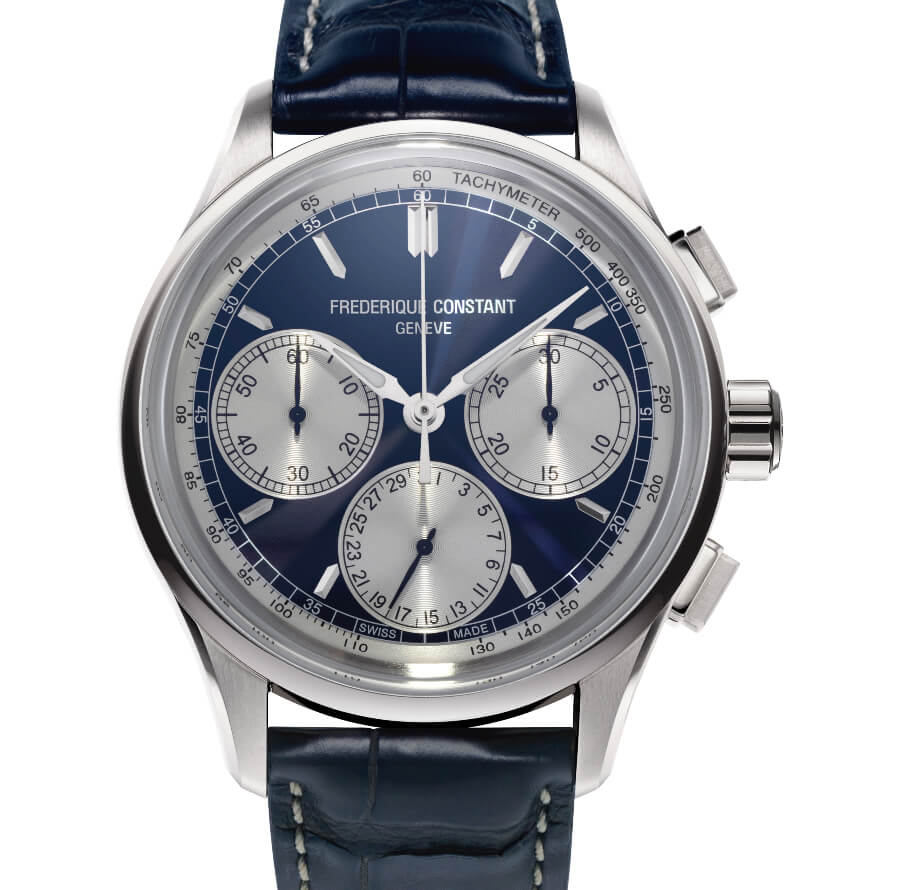 Frederique Constant Flyback Chronograph Manufacture Ref. FC-760NS4H6