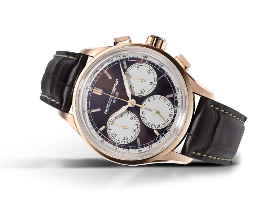 In House Flyback Chronograph Watch Movement