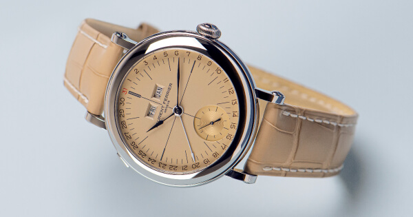 "Laurent Ferrier Galet Annual Calendar School Piece ""Vintage"" (Price, Pictures and Specifications)"
