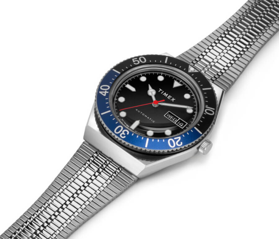 The New Timex M79 Automatic Diver