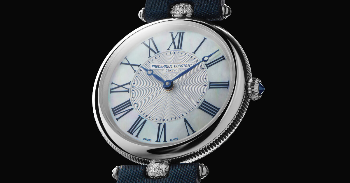 Frederique Constant Classics Art Déco Round (Price, Pictures and Specifications)