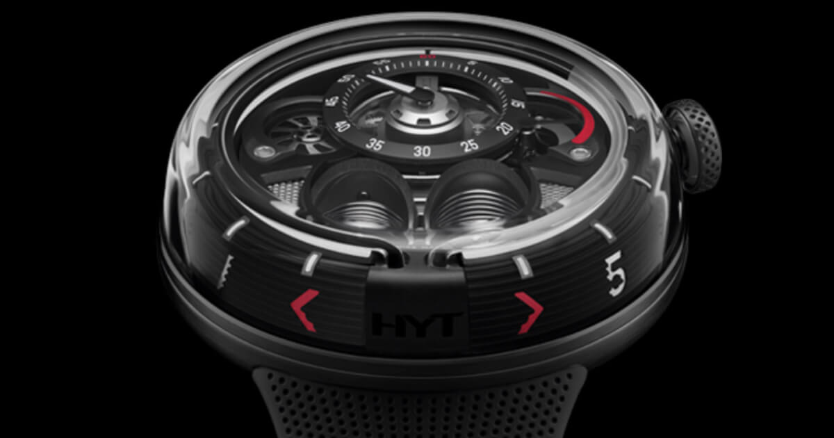HYT H1.0 X Mr Porter Limited Edition (Price, Pictures and Specifications)