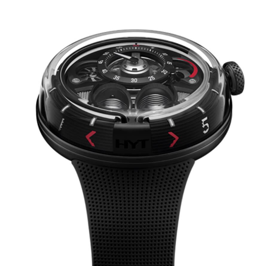 The New HYT H1.0 X Mr Porter Limited Edition