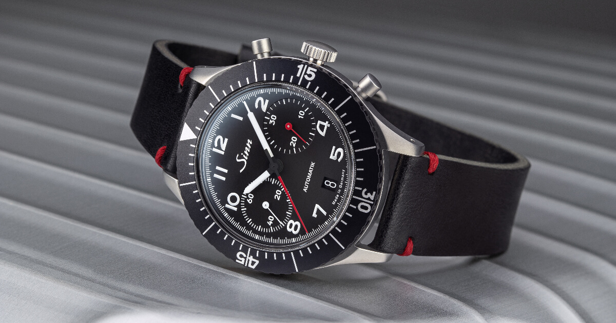 Sinn 158 (Price, Pictures and Specifications)