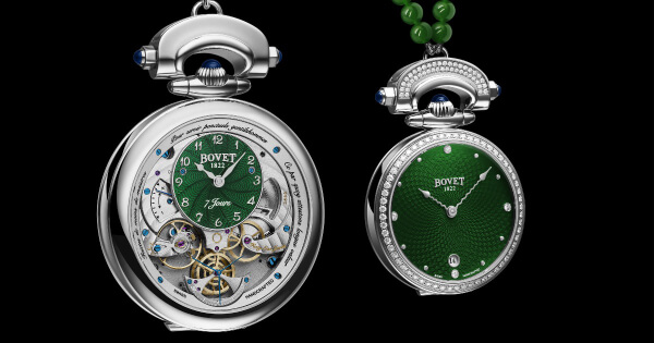 Bovet Amadéo Fleurier 36 Miss Audrey and Amadéo Fleurier 43 Monsieur Bovet (Price, Pictures and Specifications)