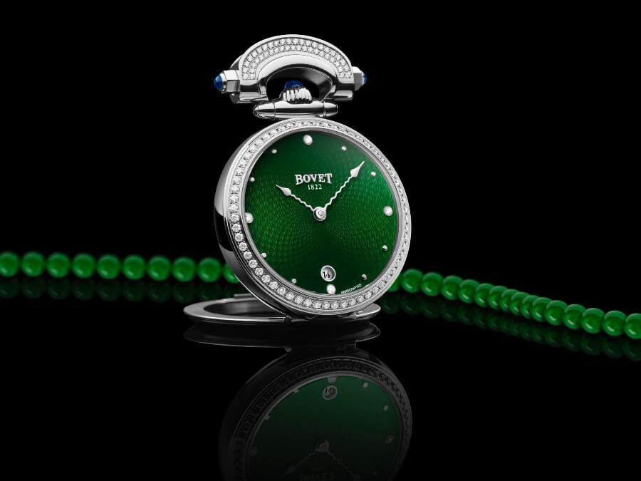 Bovet Amadéo Fleurier 36 Miss Audrey Watch review