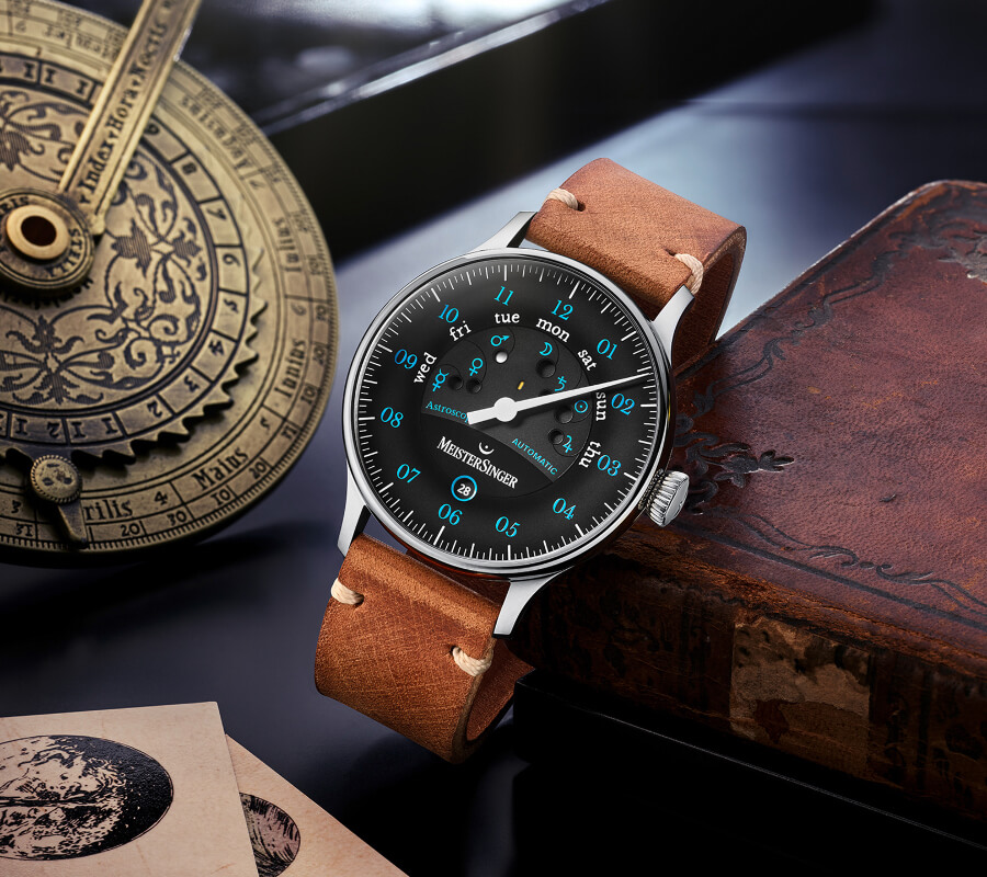 MeisterSinger Astroscope Watch Review