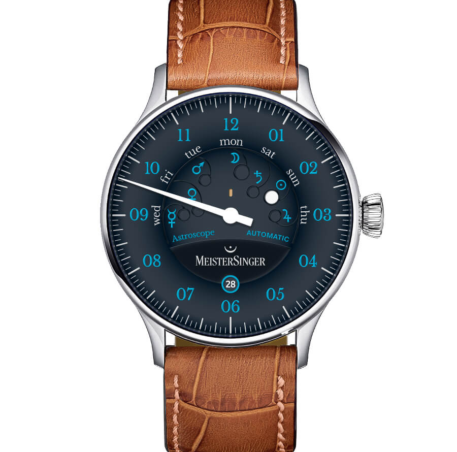 MeisterSinger Astroscope Men Watch