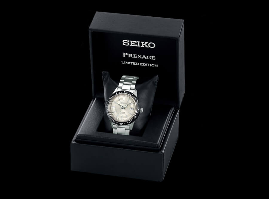 Seiko Presage Prestige Line 2020 Limited Edition Full Box for sale