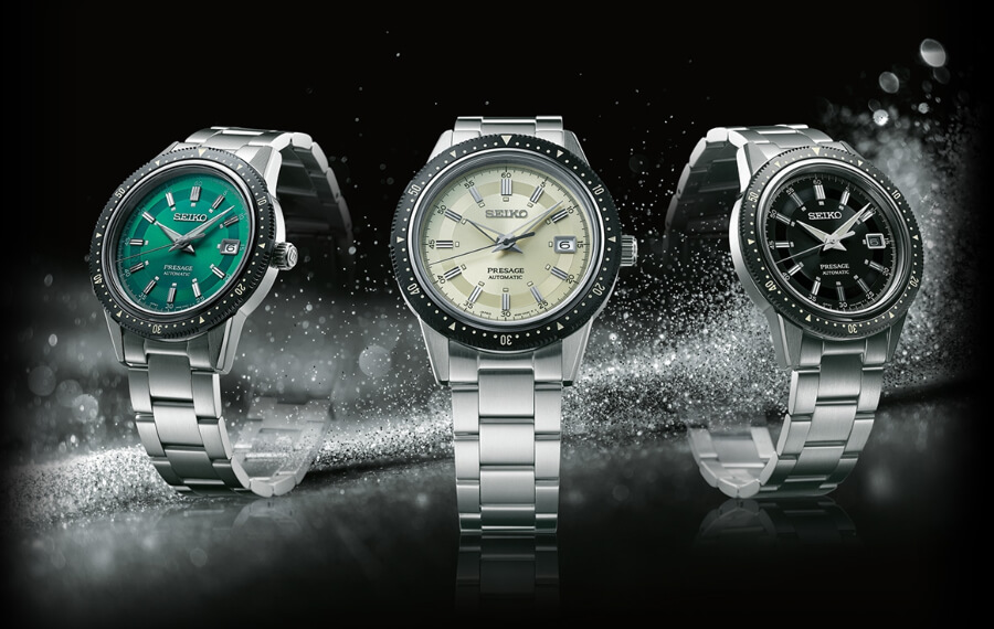 The new Seiko Presage Prestige Line 2020 Limited Edition