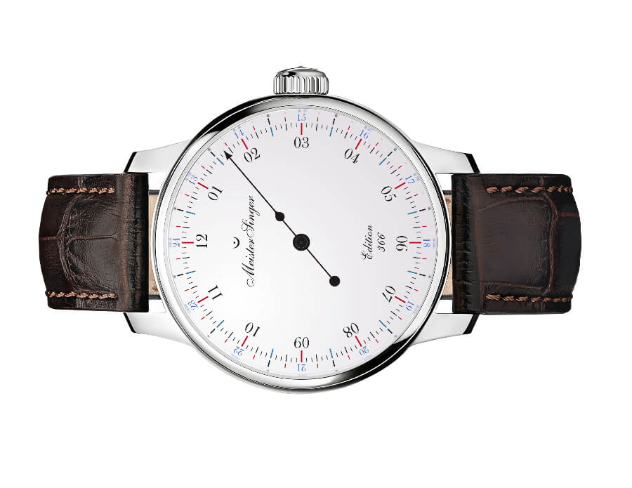 MeisterSinger Edition 366 Watch Review