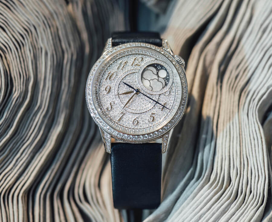 Vacheron Constantin Diamond Women Watch