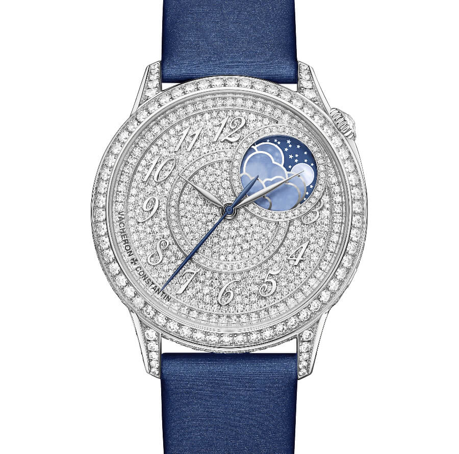Vacheron Constantin Men Diamond Watch