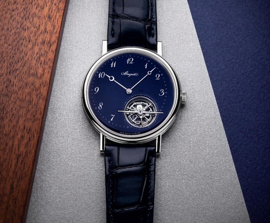 Breguet Classique Tourbillon Extra-Plat Automatique 5367 Watch review