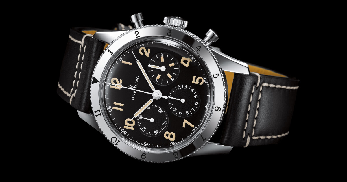 Breitling AVI Ref. 765 1953 Re-Edition (Price, Pictures and Specifications)