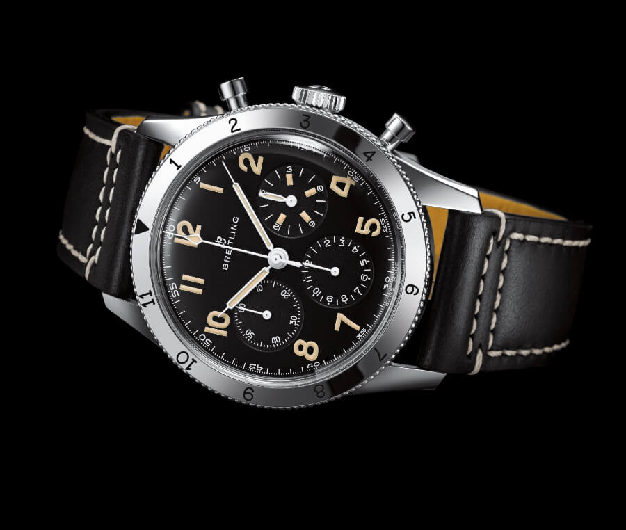 Breitling launched its Ref. 765 AVI Watch Review