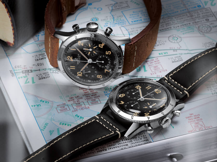 Breitling AVI Ref. 765 1953 Re-Edition Watch Review