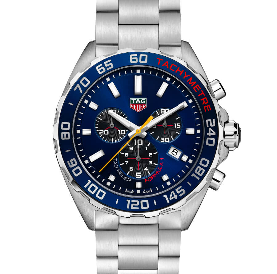 The ew TAG Heuer Formula 1 Aston Martin Red Bull Racing Special Edition 2020