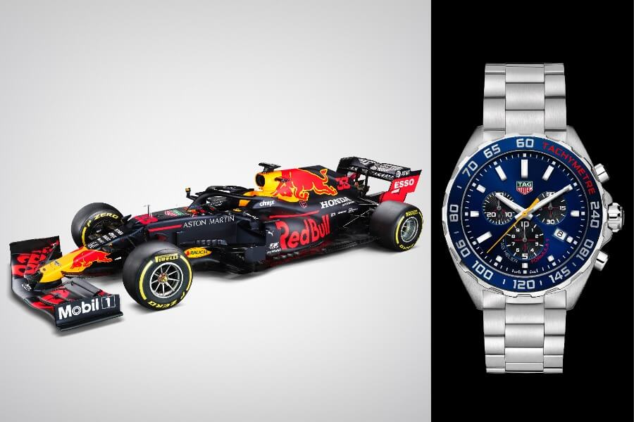 TAG Heuer Formula 1 Aston Martin Red Bull Racing Special Edition 2020 Watch Review
