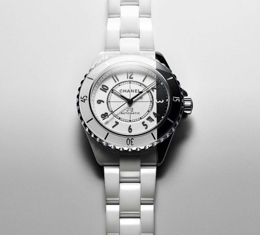 The New Chanel J12 Paradoxe Watch