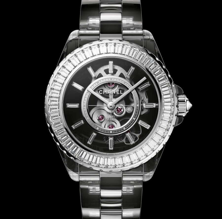 Chanel J12 X-Ray Watch Review