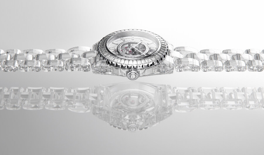 The New Chanel J12 X-Ray Watch
