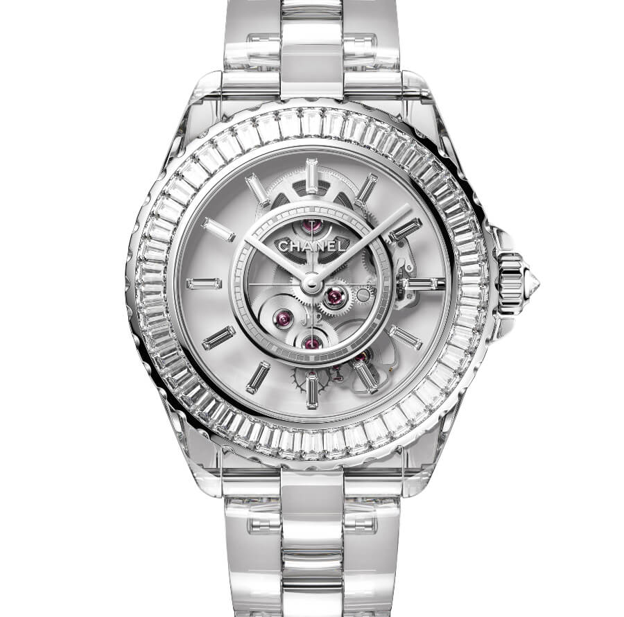 Chanel J12 X-Ray Men Watches