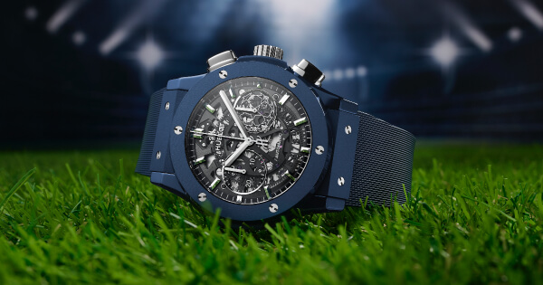 Hublot Classic Fusion Aerofusion Chronograph UEFA Champions League (Price, Pictures and Specifications)