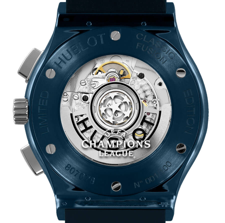 Hublot HUB1155 automatic chronograph calibre