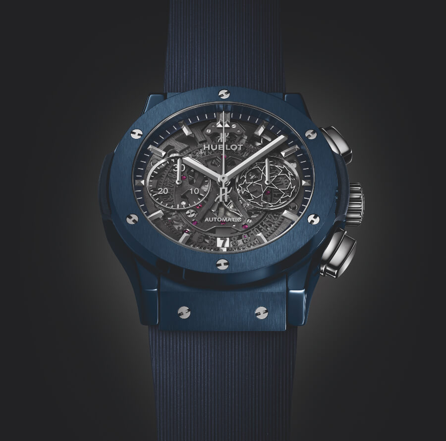 Hublot Men Watch Chronograph