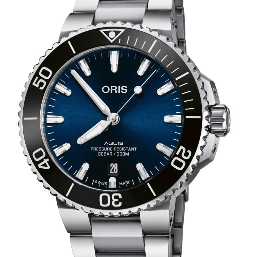 Oris Aquis Date 41.5 mm