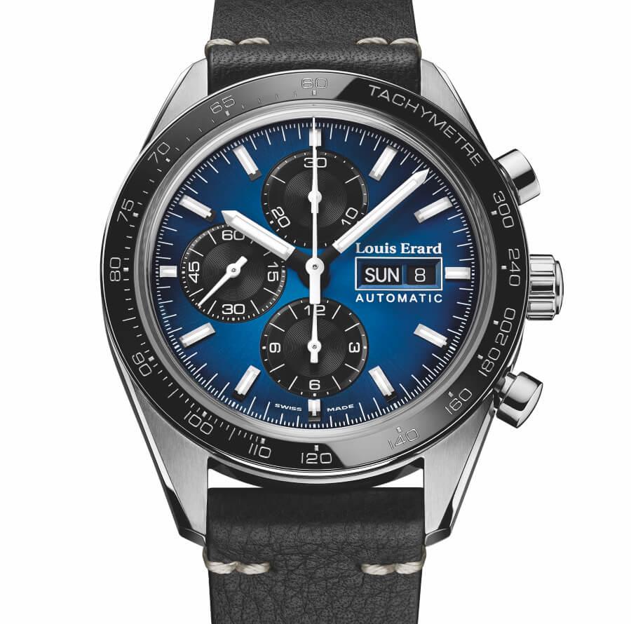 Swiss Made Chronograph Men Watch