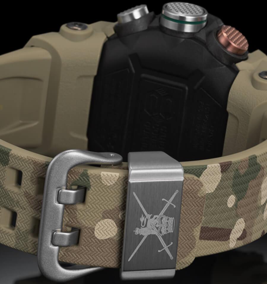 Casio British Army X G-Shock Mudmaster Ref. GGB100BA-1A