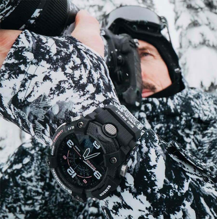 Casio Burton x G-Shock Mudmaster Watch Ref. GGB100BTN-1A Watch Review