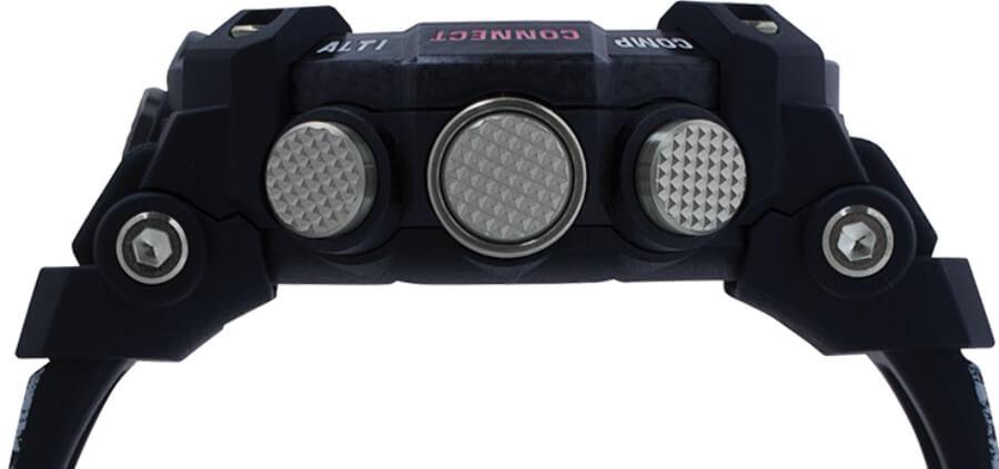 Casio Burton x G-Shock Mudmaster Watch Ref. GGB100BTN-1A Case