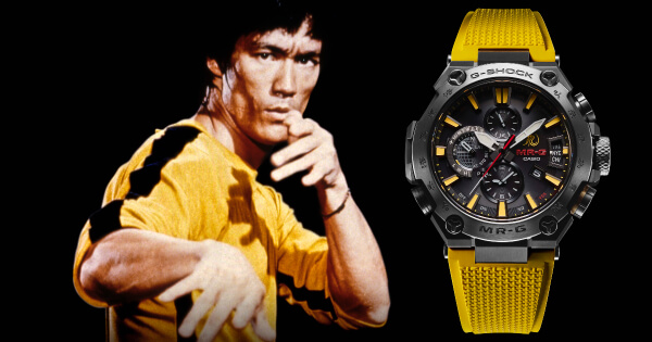Casio G-Shock MR-G X Bruce Lee Model Ref. MRGG2000BL-9A (Price, Pictures and Specifications)